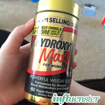 Photo of Hydroxycut Pro Clinical Max! for Women uploaded by Ashley B.