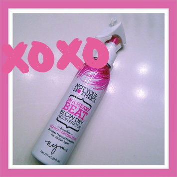 Photo of Not Your Mother's In A Heartbeat Blow Dry Accelerator Spray uploaded by Heather S.