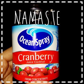 Ocean Spray Cranberry Juice Cocktail uploaded by Ashley L.