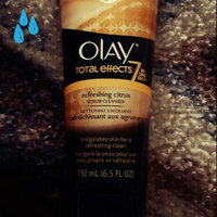 Olay Total Effects Refreshing Citrus Scrub Face Cleanser uploaded by Whitney B.