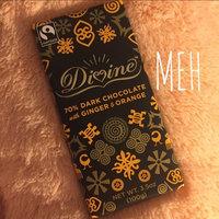 Divine Chocolate 70% Dark Chocolate with Ginger & Orange uploaded by Elise C.