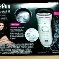 Braun Silk-epil 9 Wet & Dry Epilator uploaded by Olivia R.