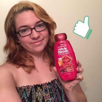 Photo of Garnier Whole Blends Argan Oil & Cranberry Extracts Color Care Shampoo uploaded by Steffanie R.