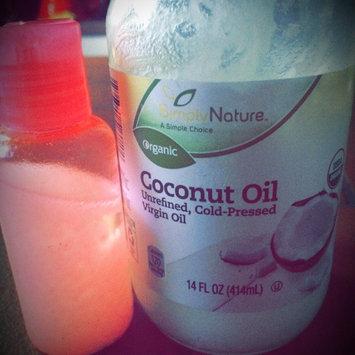 Spectrum Organic Virgin Coconut Oil uploaded by Catherine D.
