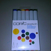 Copic Markers 6-Piece Sketch Set, Bold Primaries uploaded by Cynthia M.