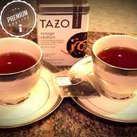 Tazo Orange Chiffon Full Leaf Tea Starbucks Black Tea uploaded by Kate F.