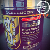 Cellucor C4 Extreme Pre-Workout with Nitric Oxide 3 uploaded by Katlyn W.