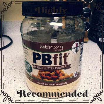 Photo of Better Body Foods PBfit Peanut Butter Powder 15 oz uploaded by Cassie V.