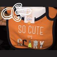 Just One YouMade by Carter's Baby So Cute It's Scary Bib - Osz, Clown Fish Orange uploaded by Ang T.