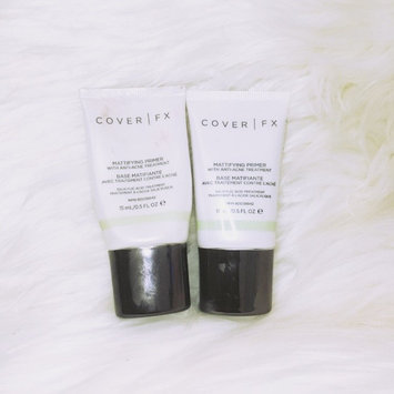 Photo of Cover FX Mattifying Primer With Anti-Acne Treatment uploaded by Nanite J.