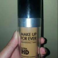 MAKE UP FOR EVER Ultra HD Invisible Cover Foundation uploaded by Julie S.