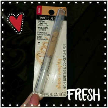 Photo of Wet N Wild Illumi-naughty Highlighting and Concealing Pen uploaded by Dia D.