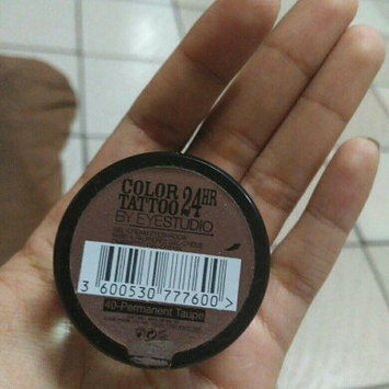 Maybelline Eyestudio® Colortattoo® Limited Edition Cream Gel Eye Shadow uploaded by Elaine Teresa P.