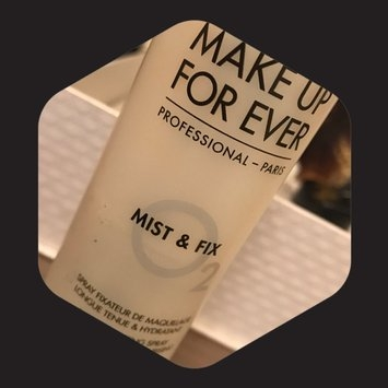 MAKE UP FOR EVER Mist & Fix Setting Spray uploaded by Ebony L.