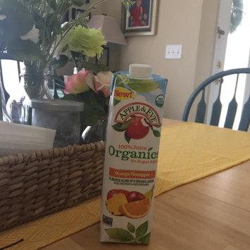Photo of Apple & Eve® 100% Juice Organics Orange Pineapple Juice uploaded by Rusha  G.