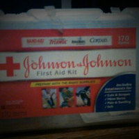 Johnson & Johnson JOJ8123 - Johnson amp; Johnson All-Purpose First Aid Kit uploaded by Tonya H.
