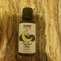 NOW Essential Oils Peaceful Sleep Blend, 1 fl oz uploaded by Latisa S.