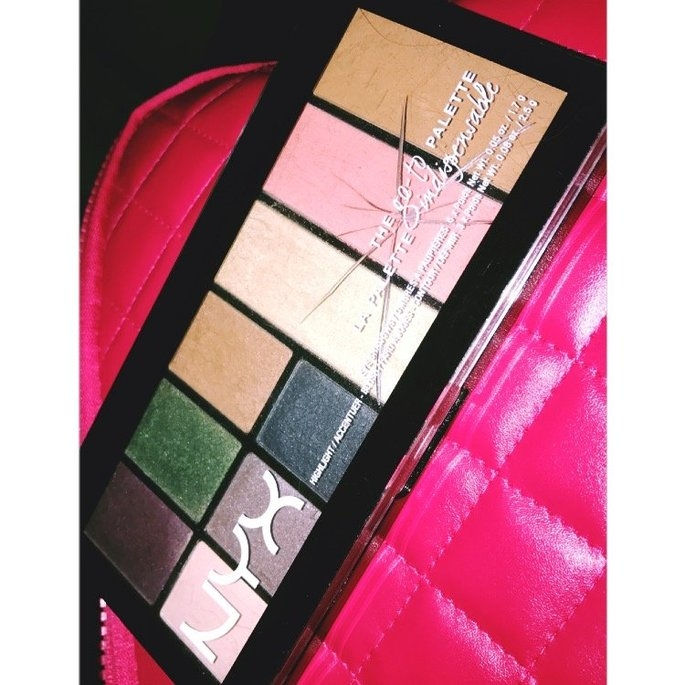 NYX Cosmetics Go-To Palette uploaded by Anne-Valinda S.