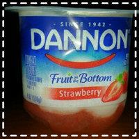 Dannon Fruit on the Bottom Lowfat Yogurt Strawberry uploaded by Aida G.