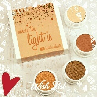Colourpop Where the Light Is uploaded by Cristina G.