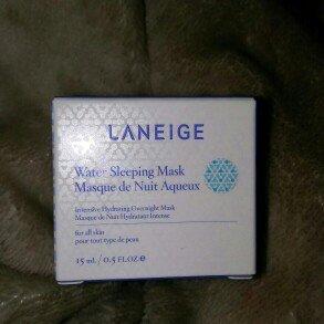 LANEIGE Water Sleeping Mask uploaded by Holly N.
