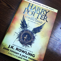 Harry Potter and the Cursed Child - Parts One & Two (Special Rehearsal Edition Script): The Official Script Book of the Original West End Production uploaded by Kady E.