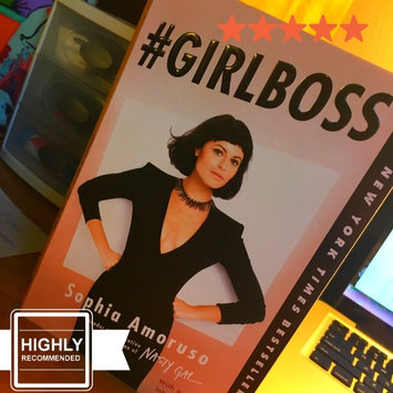 Photo of girlboss (Paperback) uploaded by Molly B.