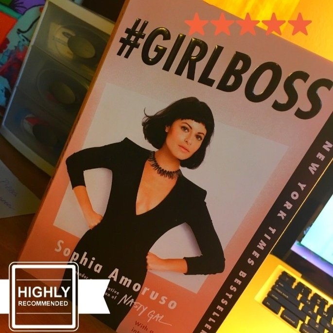 girlboss (Paperback) uploaded by Molly B.