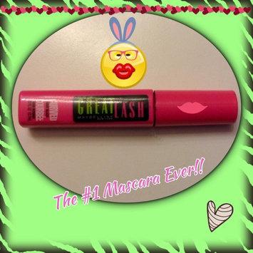 Maybelline Great Lash® Washable Curved Brush Mascara uploaded by Lynne I.
