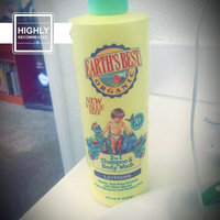 Earth's Best Soothing Shampoo and Body Wash, Lavender, 16 Fluid Ounce uploaded by Angie Y.