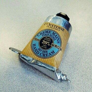 L'Occitane Shea Butter Hand Cream uploaded by Sarah S.