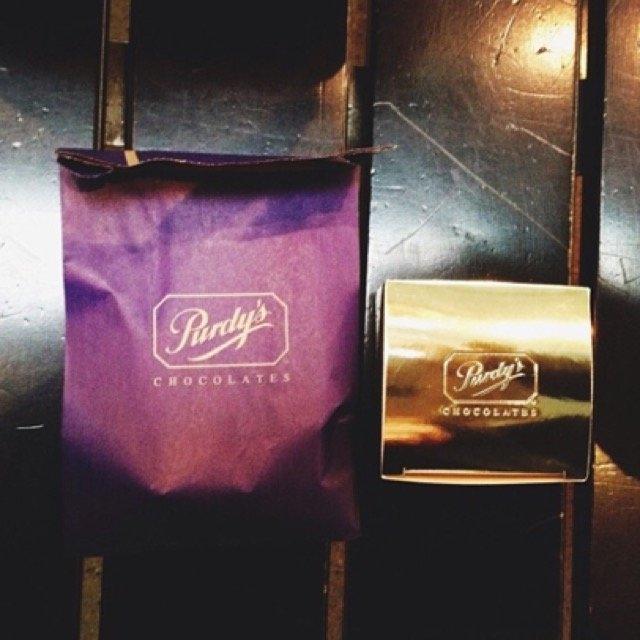 Purdys Chocolatier uploaded by Jes D.
