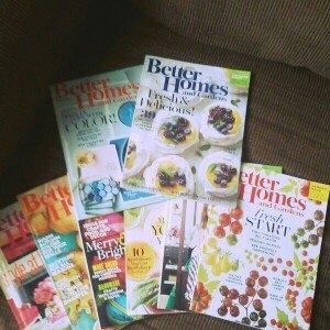 Better Homes and Gardens  uploaded by Melinda H.