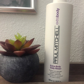 Photo of Paul Mitchell Extra-Body Daily Rinse® uploaded by Melissa H.