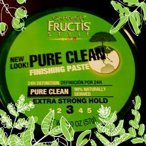 Photo of Garnier Fructis Pure Clean Finishing Paste uploaded by Sara S.