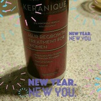 Keranique Hair Regrowth Treatment with Minoxidil Easy Precision Sprayer 2 oz uploaded by Jaimee B.