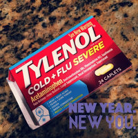 Tylenol Cold & Flu Severe 24 Caplets uploaded by Bonnie L.