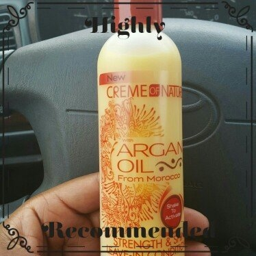 Creme Of Nature Strength & Shine Leave-in Conditioner uploaded by Sisireia S.