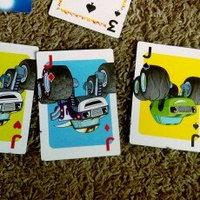 Blaze Jumbo Card Deck uploaded by Brittany L.