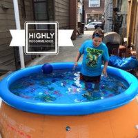 Splash & Play Kiddie Pool 425gallon - Orange uploaded by Ginette R.