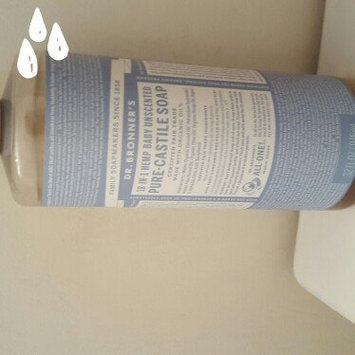 Photo of Dr. Bronner's 18-in-1 Hemp Baby Unscented Pure - Castile Soap uploaded by Cheyenne A.