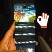 Conair Scunci Everyday & Active Hair Elastics uploaded by Asia G.