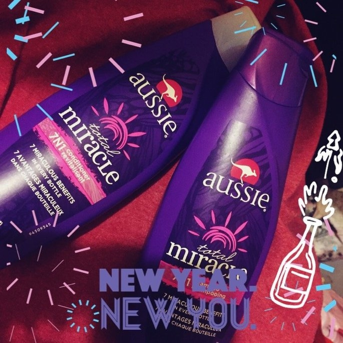Aussie Total Miracle 7N1 Conditioner uploaded by Karolyn M.
