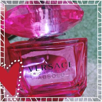 Photo of Versace Bright Crystal Absolu Eau de Parfum uploaded by Scarlyn C.