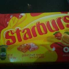Photo of Starburst Original Fruit Chews uploaded by Alison R.