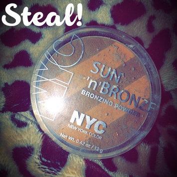 Photo of N.Y.C. New York Color Sun N' Bronze Bronzing Powder uploaded by Brooke C.