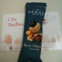 Sahale Snacks® Grab & Go Berry Macaroon Almond Trail Mix uploaded by Aimee B.