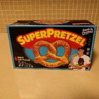 SuperPretzel Soft Pretzels Baked - 6 CT uploaded by Elise M.