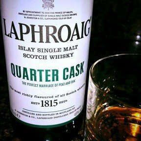 Photo of Laphroaig Quarter Cask Single Malt Scotch Whisky 750ml uploaded by Ben F.