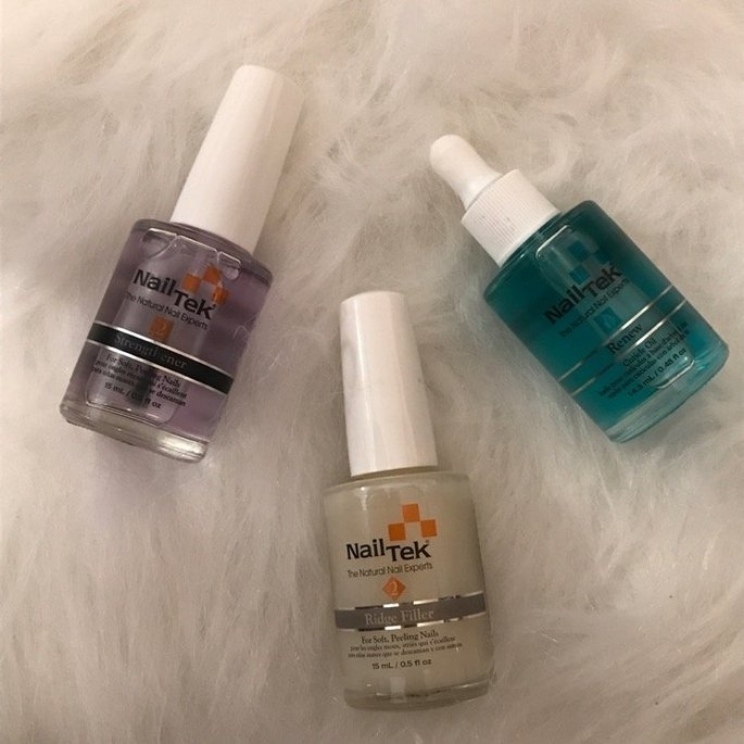 Nail Tek Nail Recovery Kit uploaded by Aneasha M.